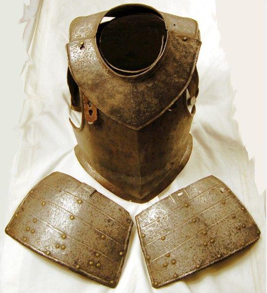 17th Century Armour