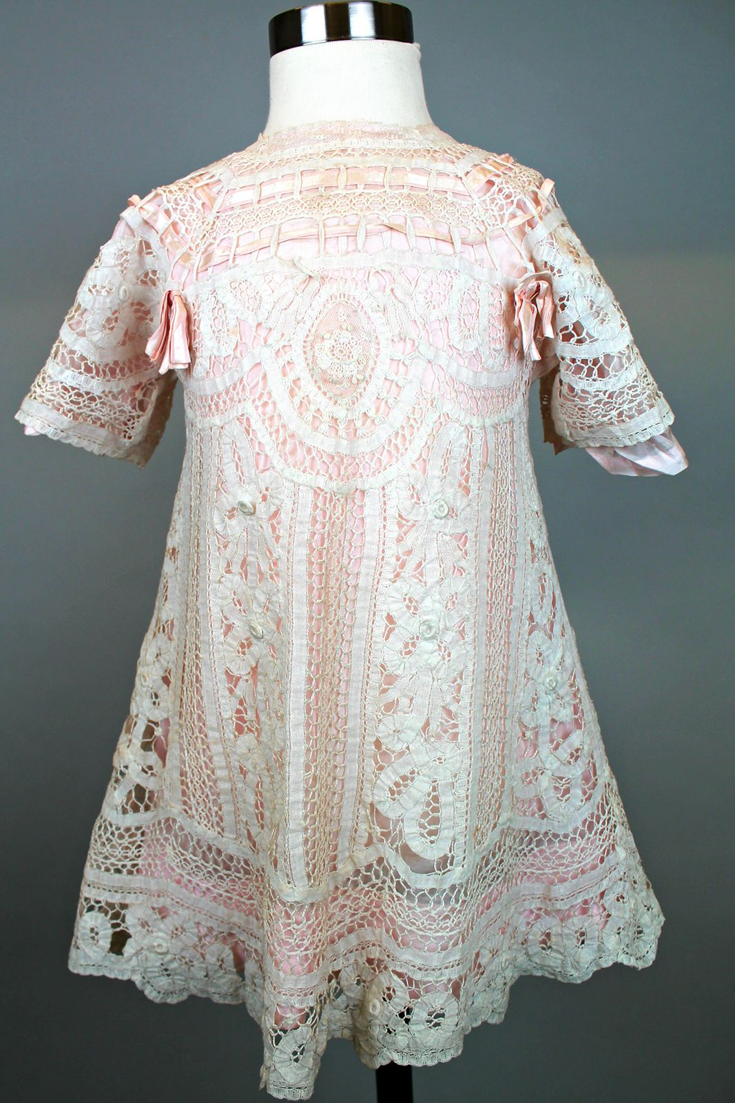 early 20th century child's dress