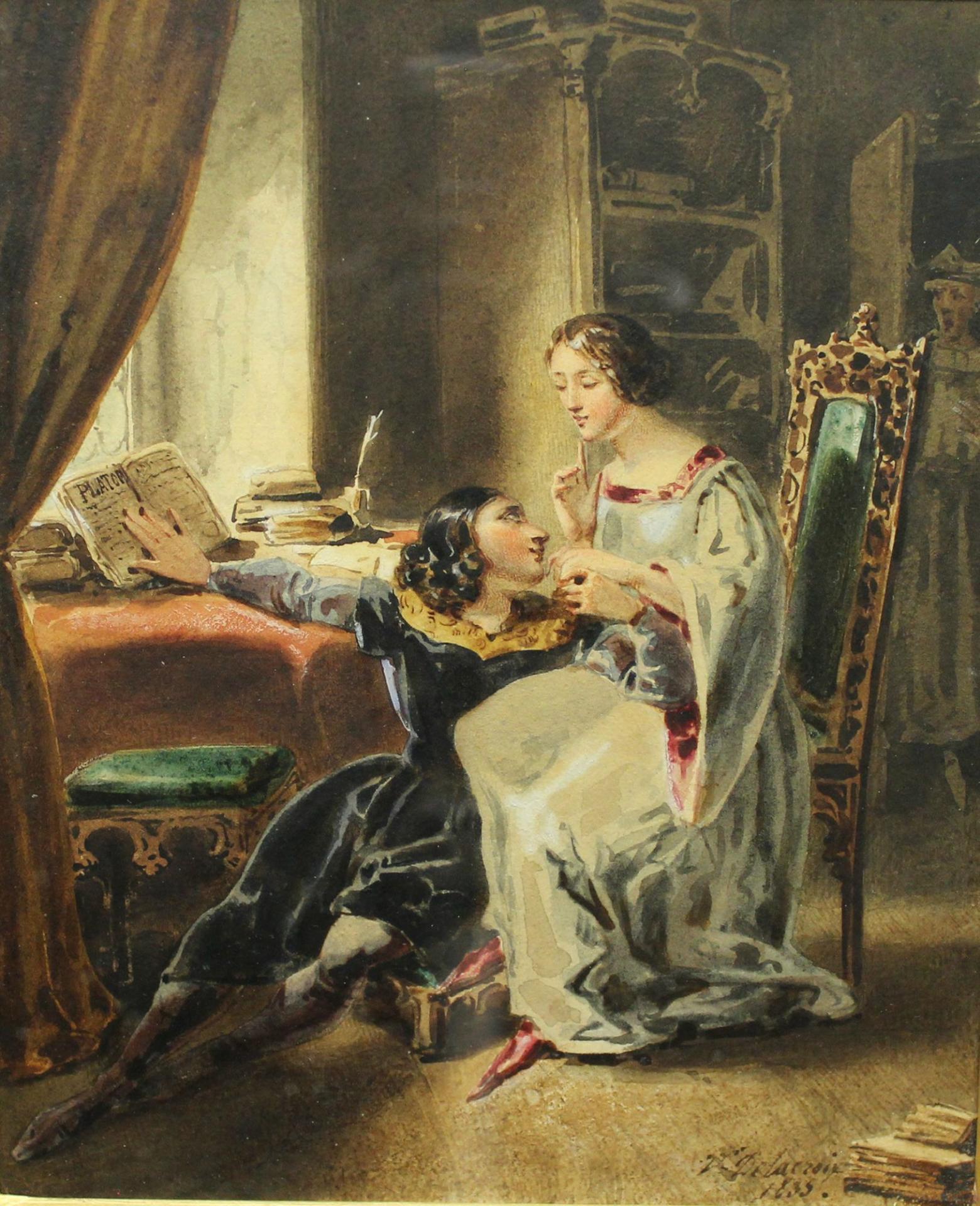 Abélard et Héloïse