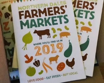 Northern Dales Farmers Markets Leaflet