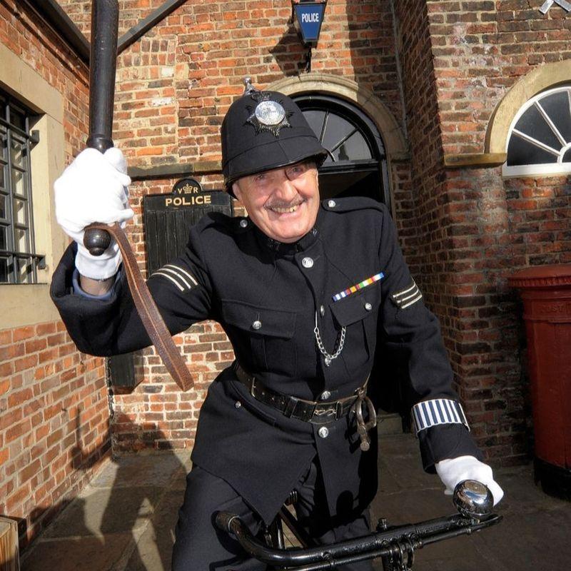 Victorian Policeman Costume