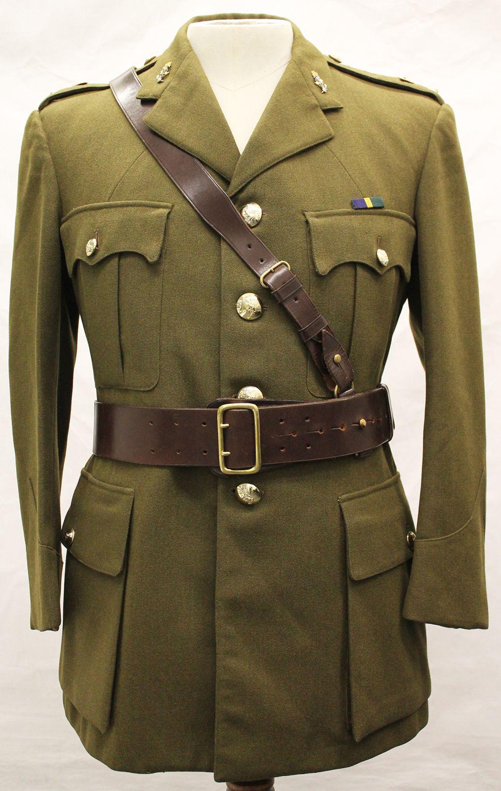 1957-1974 military uniform