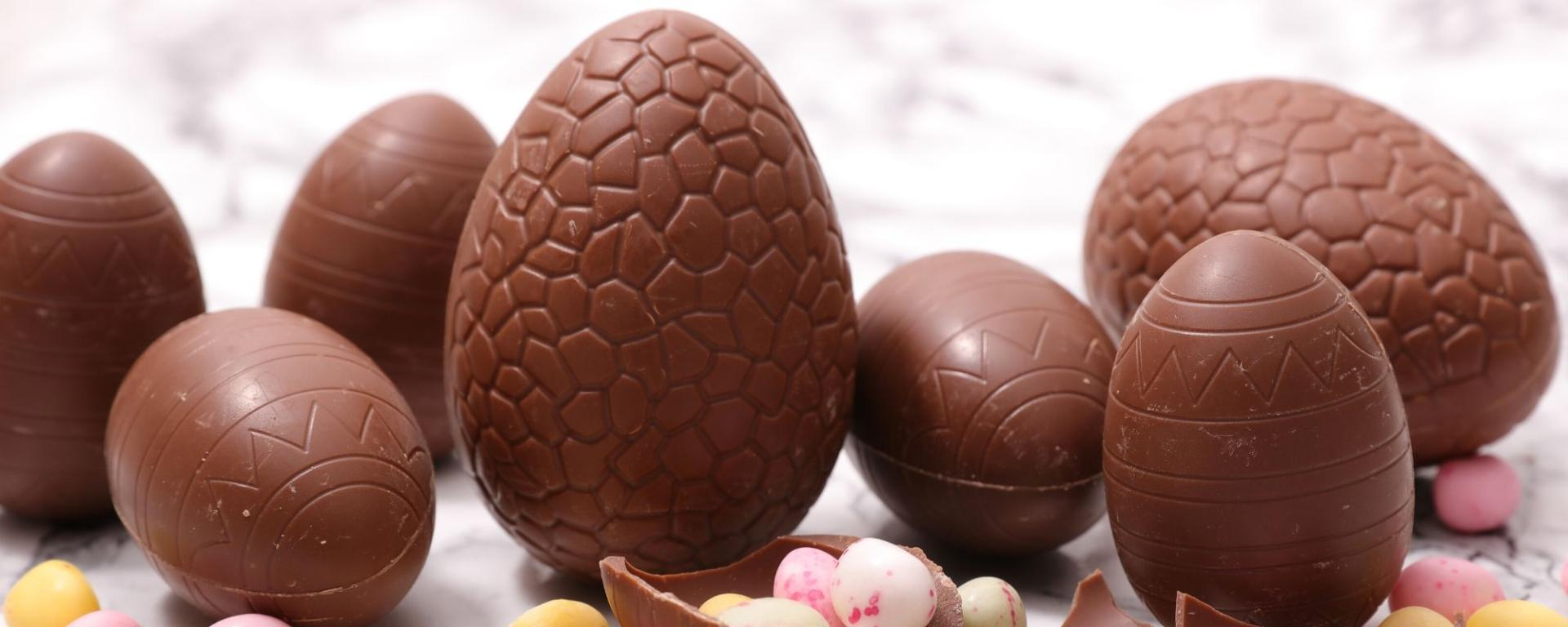 Chocolate Easter Egg Feature Image