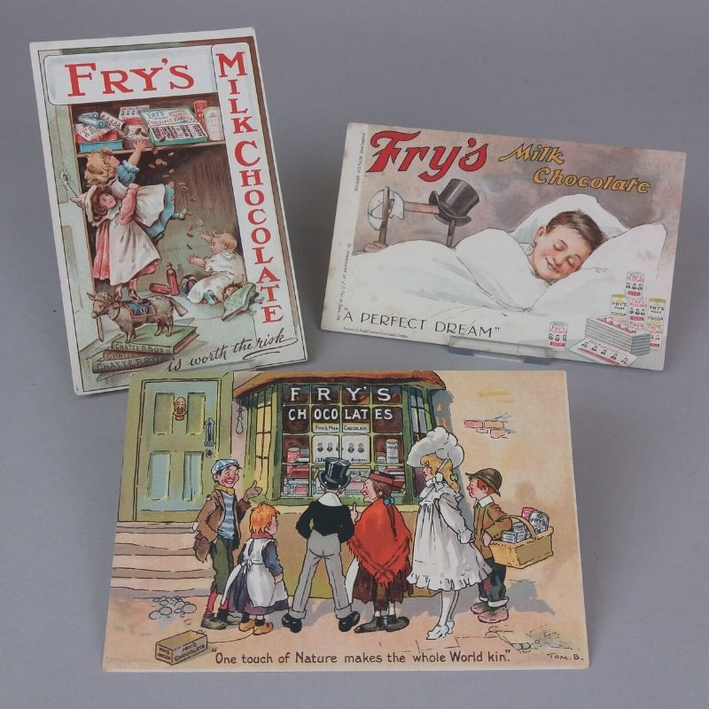 Fry's Postcards