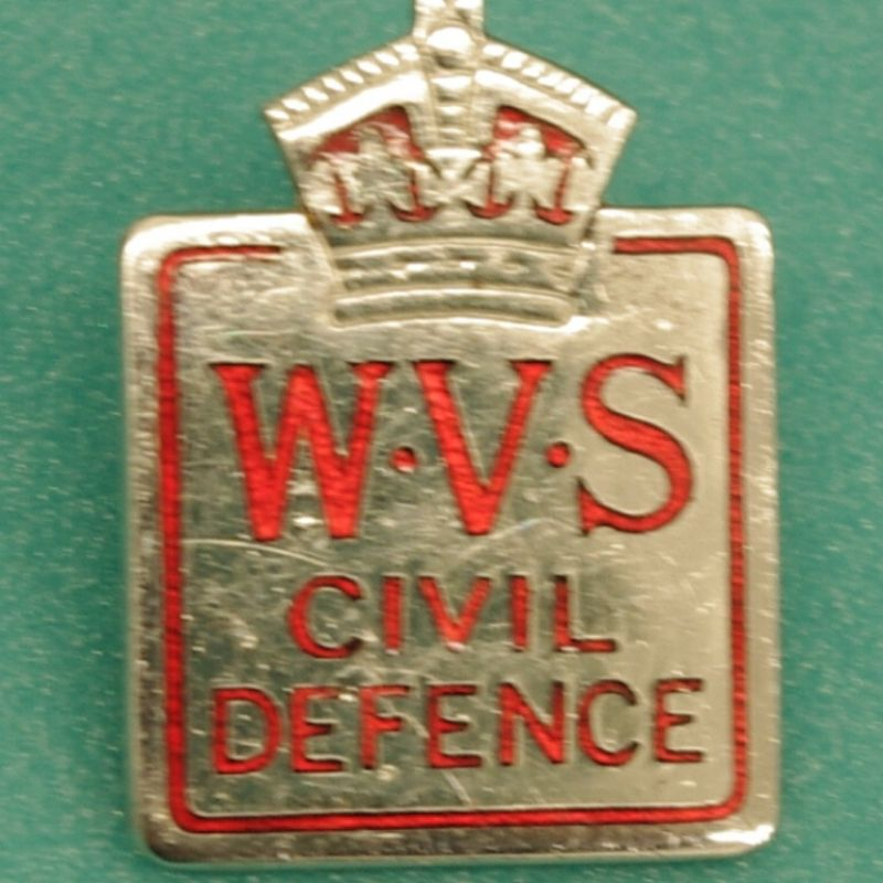 Women's Voluntary Service Pin