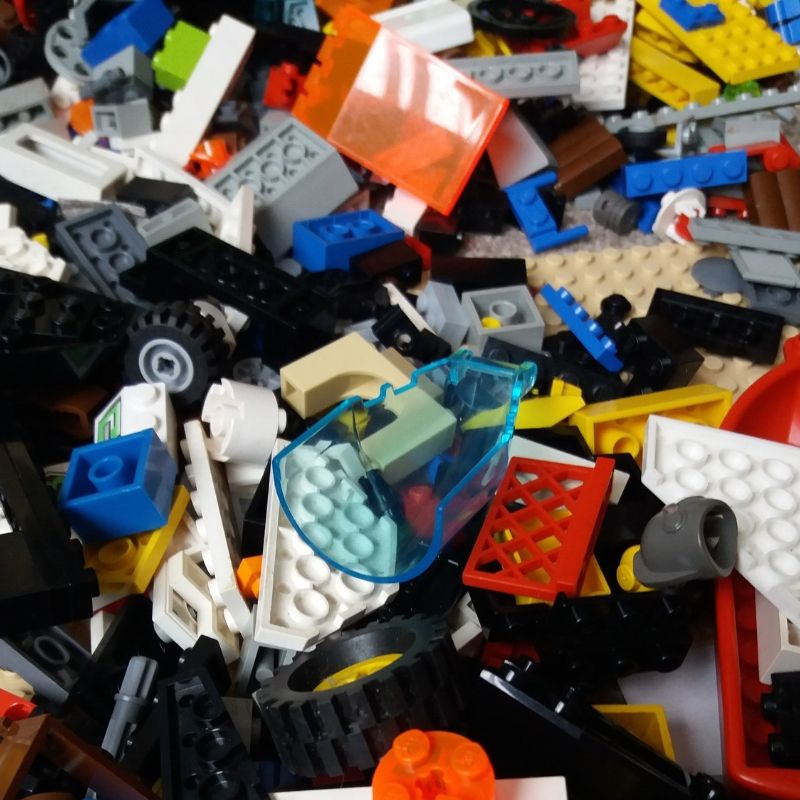 An image of Lego
