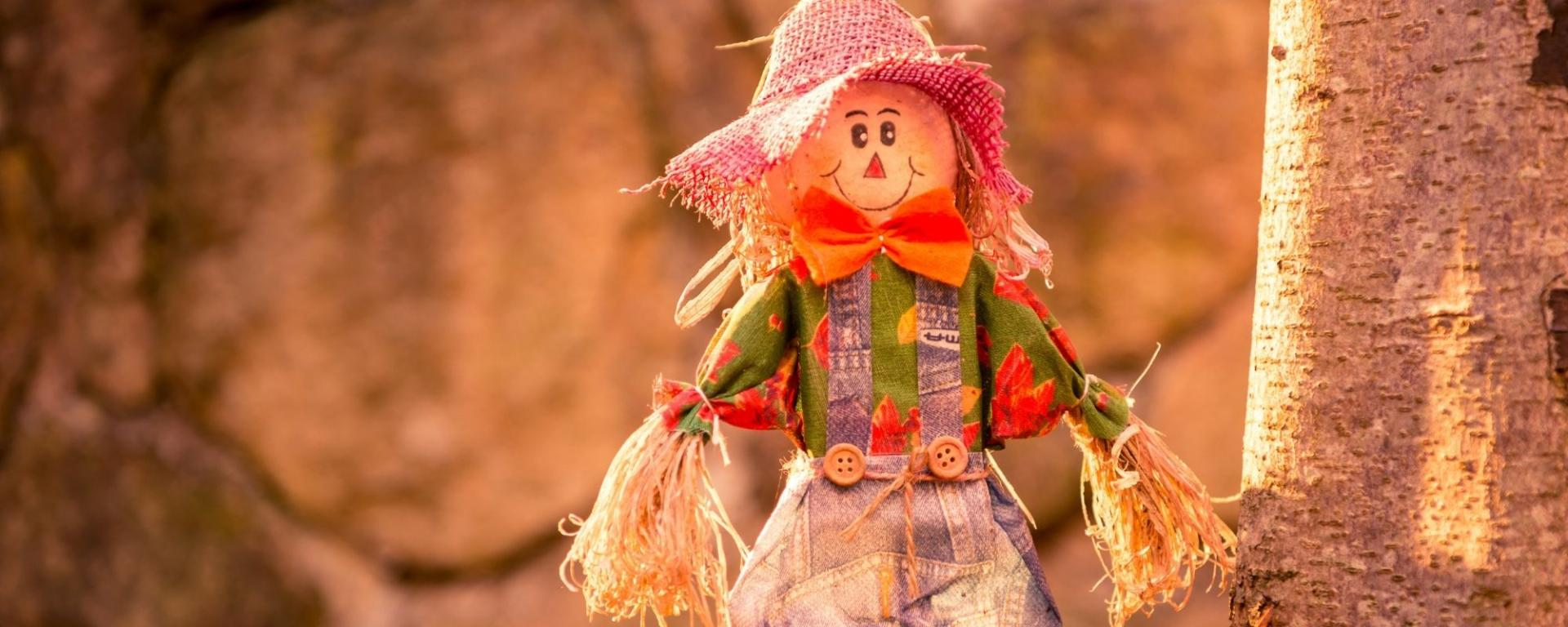 Autumn Scarecrow Trail