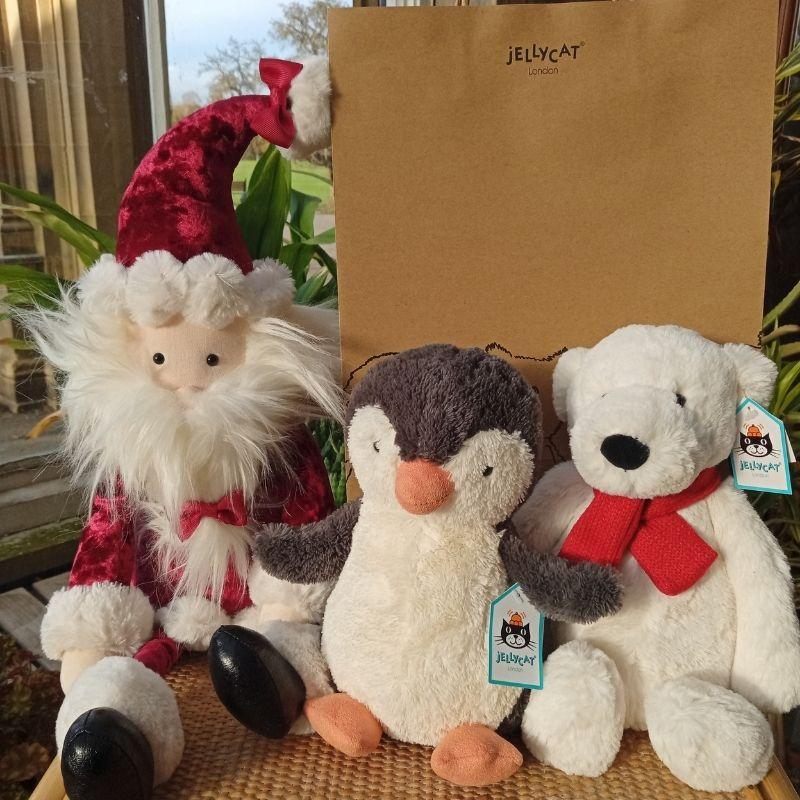 Christmas Jellycat Toys