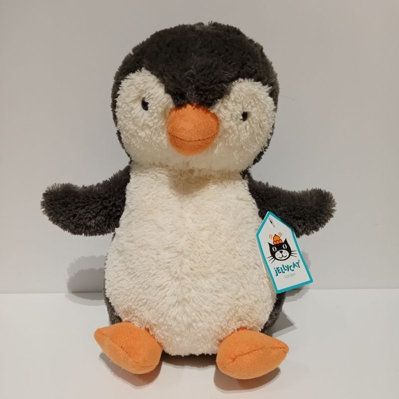 Peanut The Penguin Soft Toy